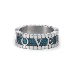Charriol Forever Loved Ring New w/ Box